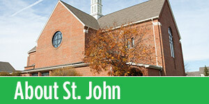 Learn about St John Dublin