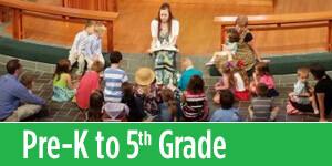Pre-K to Grade 5