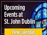 St. John Dublin Events Calendar