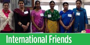 Learn about International Friends