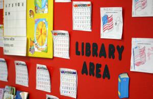 Learning Center - St. John Dublin Preschool